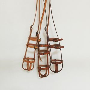 leather bottle strap (long bottle) : sizeL