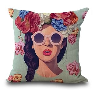 Cushion cover / SummerGirl