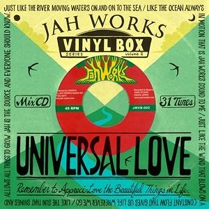 VINYL BOX -UNIVERSAL LOVE- By JAH WORKS
