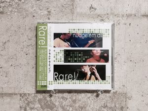 NUDGE EM ALL / RARE! 2枚組CD