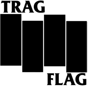 that really awesome guy with a guitar (tragwag) / trag flag cassette