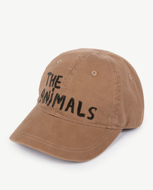 THE ANIMALS OBSERVATORY / HAMSTER CAP[BROWN]