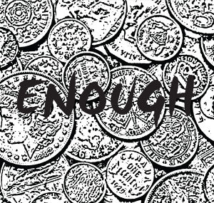"ENOUGH ""enough"" / CD"