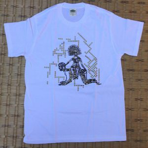 Tee Shirts As Media  /design by Enlightenment・C