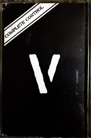 VIOLENCE - COMPLETE CONTROL  TAPE