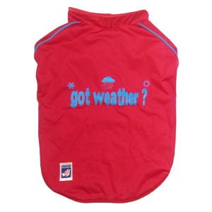 ☆Got Weather T  / size 3 / Red