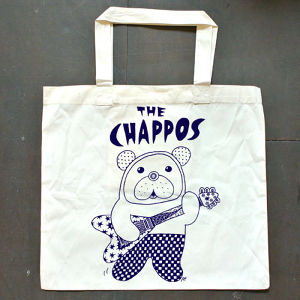 THE CHAPPOS トートバッグ