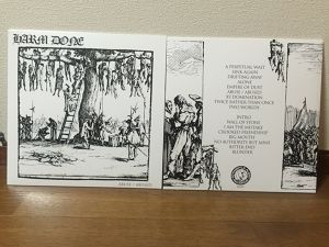 """HARM DONE - Abuse / Abused 12"""""""