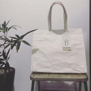 irose Blank Canvas TOTE BAGE