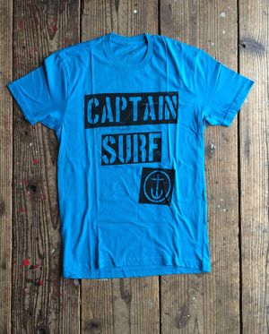 SALE!! CAPTAIN FIN/キャプテンフィン プリントTシャツ tee
