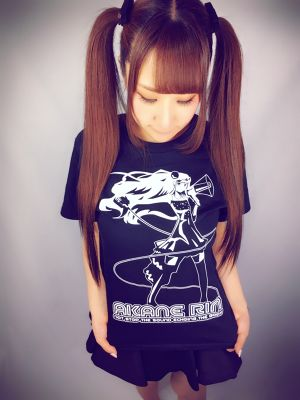 NOT STOP THE ECHOING BODY 凛 Tシャツ