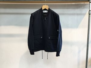 "CURLY""AVIATOR BLOUSON NAVY"""