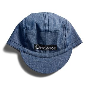 CADENCE 3 up 3 down cycling cap / chambray