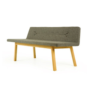 030 Lin Bench | oak