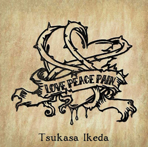 【Mini Album】 lovepeacepain