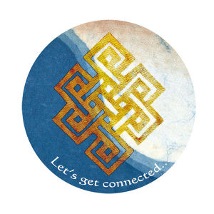 Let's get connected..2016 sticker