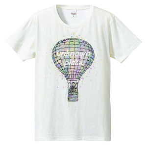 [Tシャツ] Space balloon 2