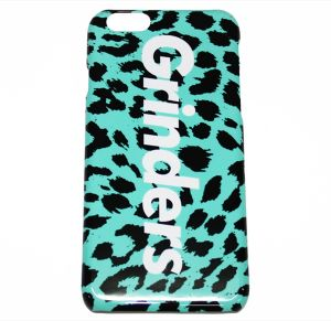 GRINDERS iPhone case 2 (Tiffany green)