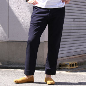 DEEPER'S WEAR ONE SWING DORMY PANTS INDIGO