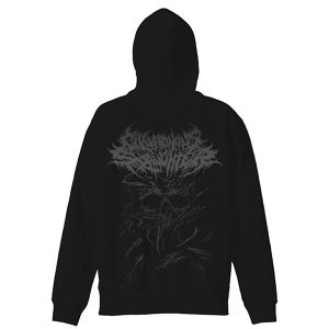 I Need You Dead Zip-UP HOODIE (GS-020-zu-bkbk)