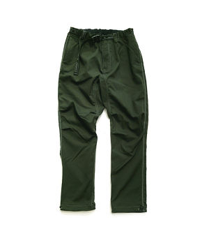 【and wander】polyester climbing pants
