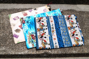 HANDMADE ORIGINAL CLUTCH BAG