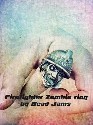 FZ11(Fire fighter Zombie ring)