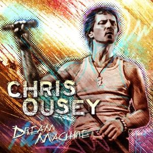 CHRIS OUSEY 『Dream Machine』 輸入盤:国内流通仕様CD