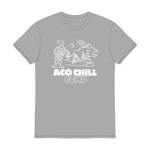 """【Tシャツ】ACC17 OFFICIAL tee """"キャンプ"""""""