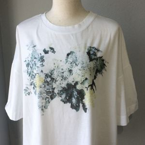 Green T shirt 02【kanashi】