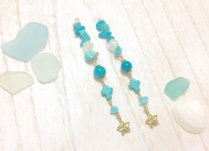 turquoise accessory