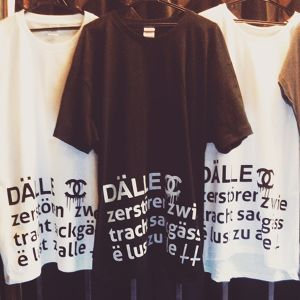 【DALLE】big tee / 2nd <white・XXL>