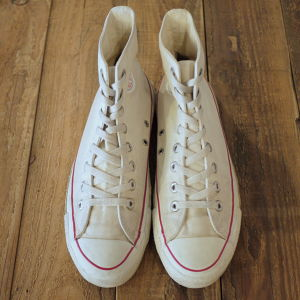 "CONVERSE 1990's ALL STAR ""Made in USA"" Size8 1/2"