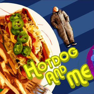 hiderino『Hot Dog and Me』