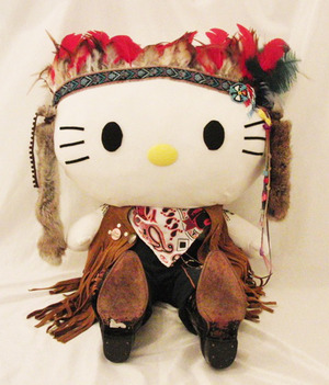 【S2-H1】Hippie Kitty