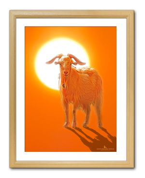 THE SUN AND THE GOAT(太陽と山羊)