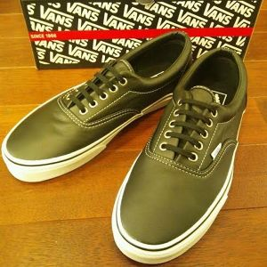 VANS / ヴァンズ | 【SALE!!! 20% OFF】 ERA/エラ AGED LEATHER - Black