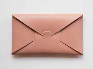 【irose】SEAMLESS LONG WALLET 長財布 NUDE