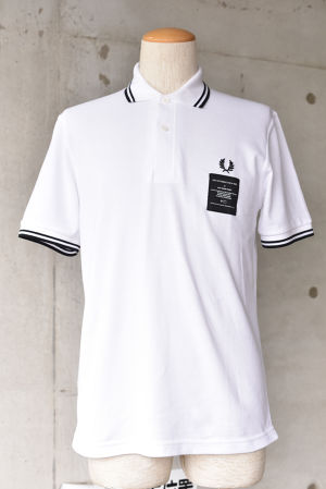 FRED PERRY×ART COMES FIRST