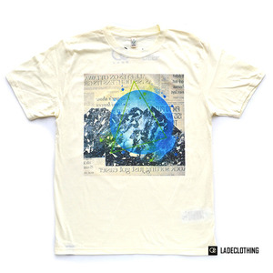 "LADE Clothing / Organic T-Shirt ""Mountain05"""