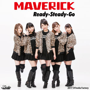 MAVERICK 6thシングル 『Ready-Steady-Go』通常盤