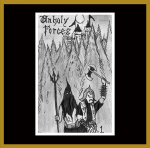 [ZDR 048] V/A - Unholy Forces Comp #1 / CD