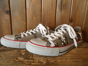CONVERSE★【ALL STAR】 <CAMOFLAGE >