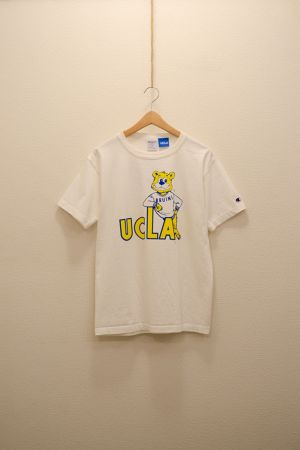 Champion - T1011 Crew Neck College Print T Shirt (UCLA)