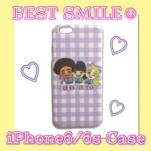BEST SMILE☺︎iPhone6/6S ケース