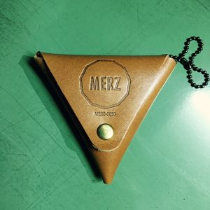 MERZ Leather Coin Case(MERZ-0050 )