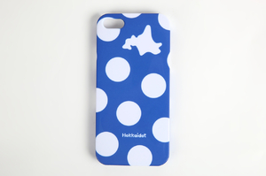 【BIG DOT】 iPhoneケース 5/5s   blue