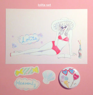 mini set_summer A-B