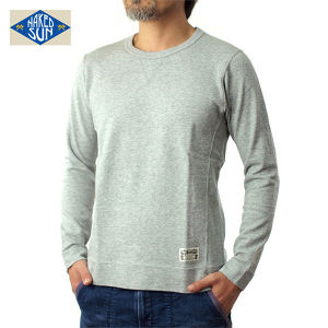 015005007(MINI-URAKE L/S)GRAY