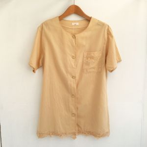 Chloe cotton  logo shirts